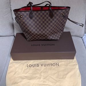 Louis Vuitton Neverfull Tote MM